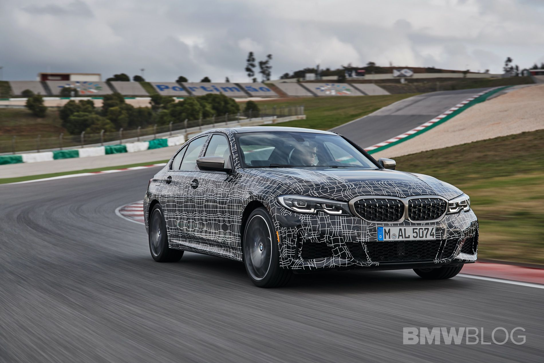 First Drive 2019 Bmw M340i Xdrive Just Shy Of An M3
