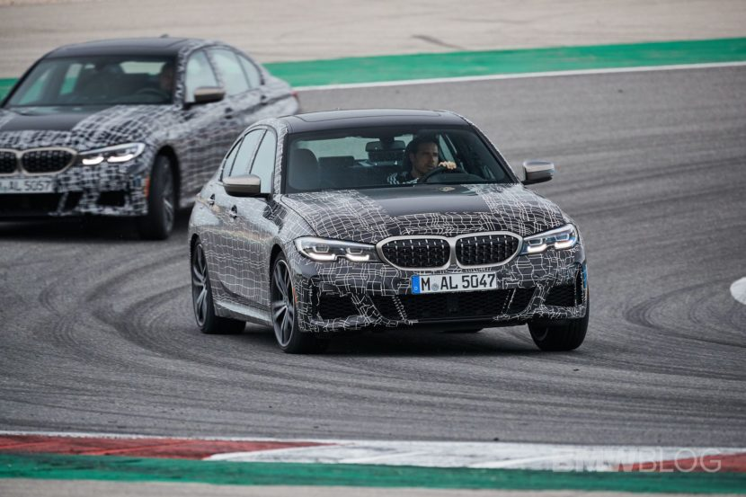 2019 BMW M340i Horatiu test drive 04 830x553