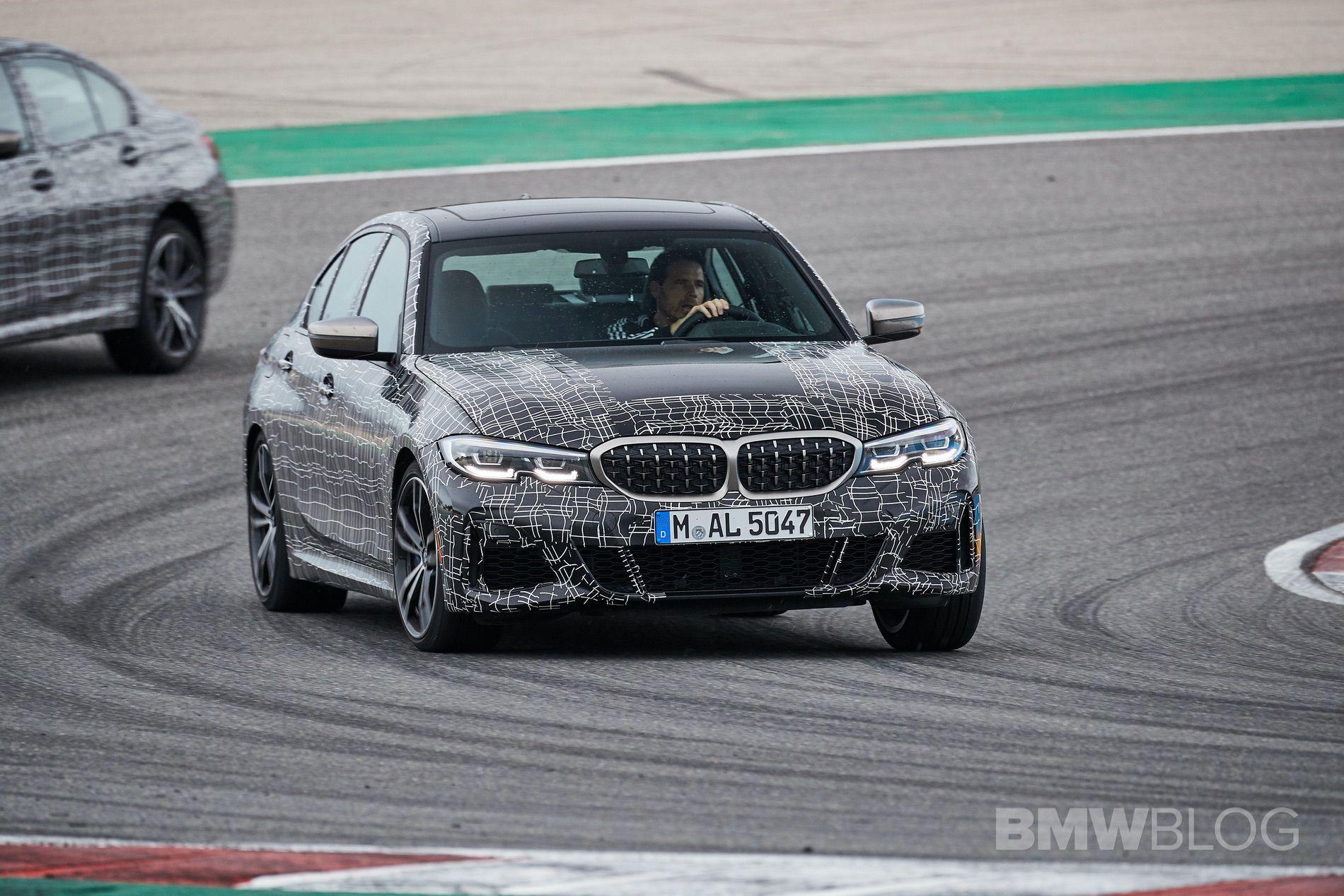 2019 BMW M340i Horatiu test drive 06