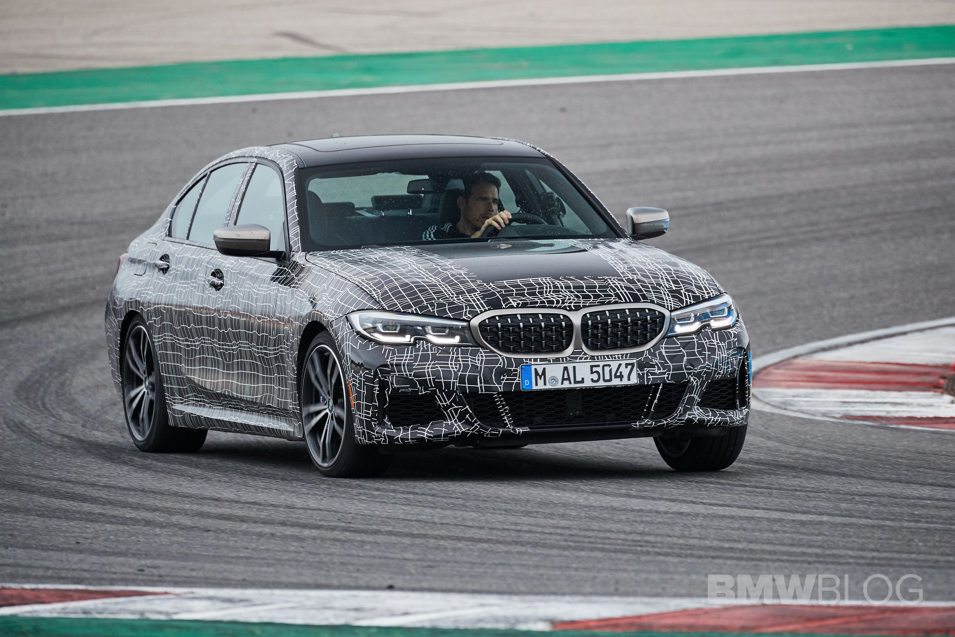 2019 BMW M340i Horatiu test drive 07