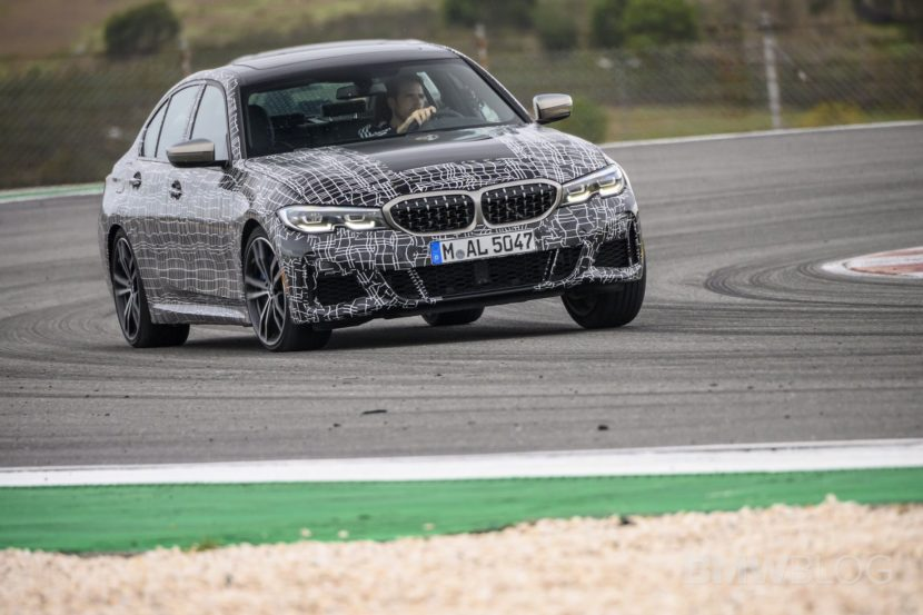 2019 BMW M340i Horatiu test drive 08 830x553