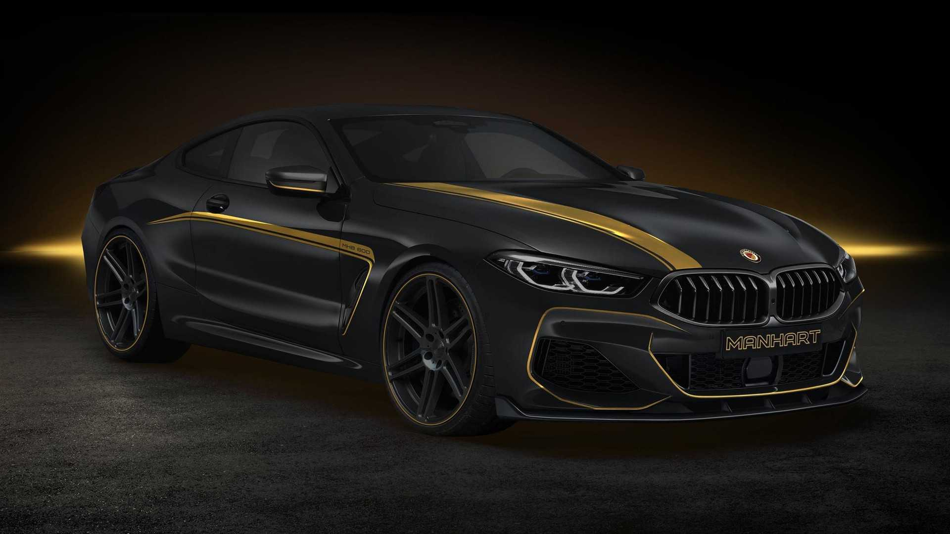 2019 bmw 8 series coupe m850i by manhart 2