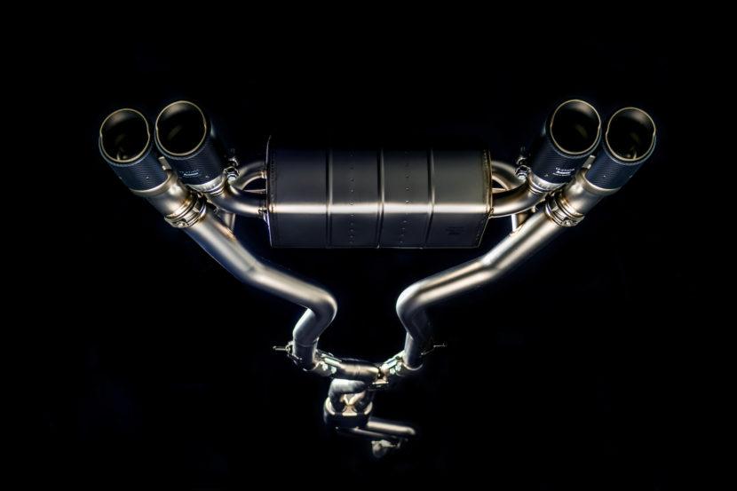 Akrapovic Titanium Exhaust for BMW M2 Competition 9 830x553