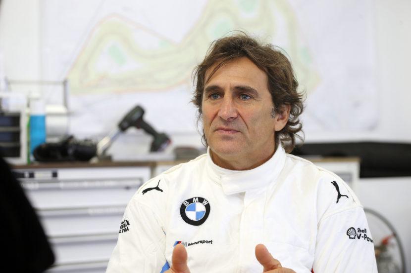 Alex Zanardi BMW 830x553