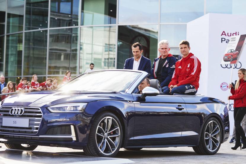 Audi FC Bayern 830x553