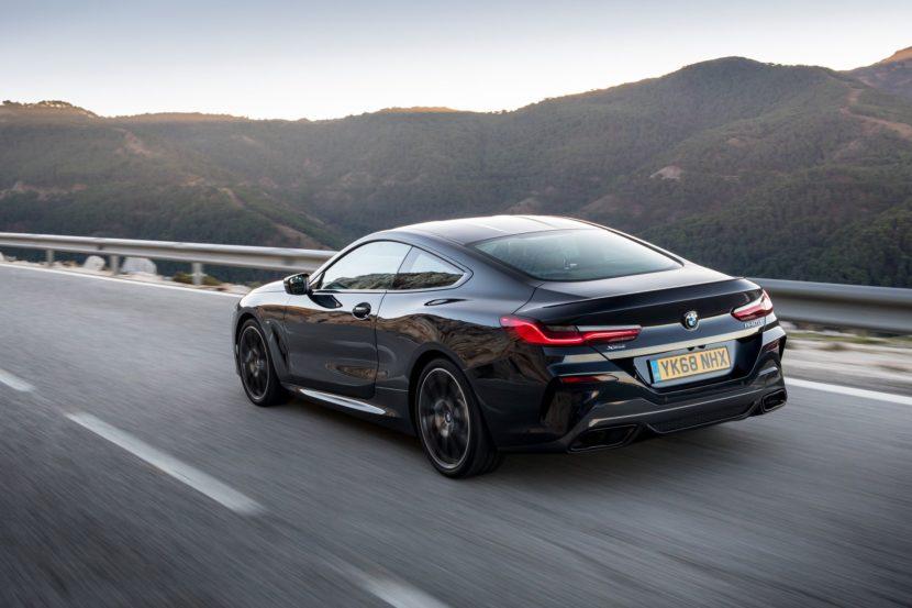 BMW 8 Series Coupe Sapphire Black 14 830x553