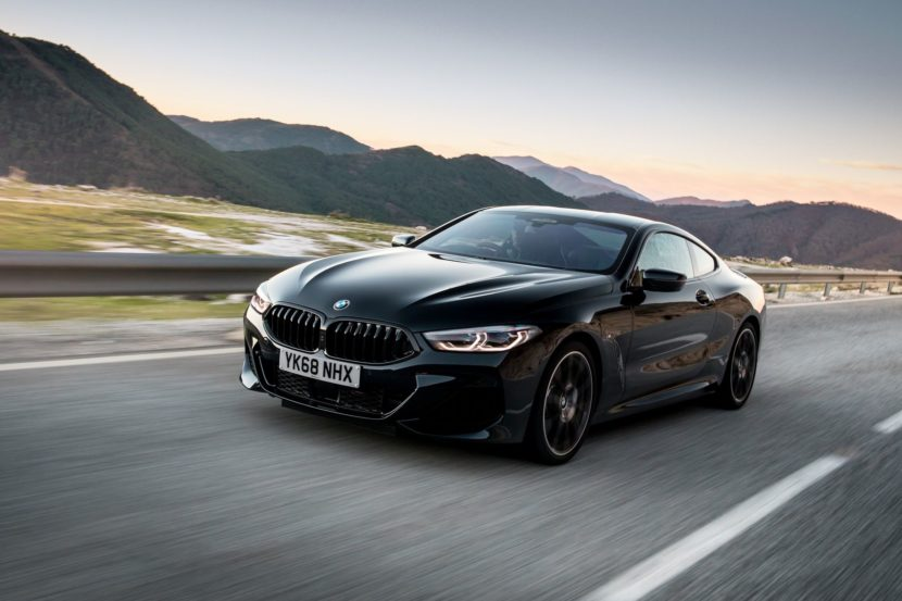 BMW 8 Series Coupe Sapphire Black 15 830x553