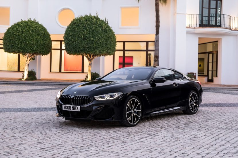 BMW 8 Series Coupe Sapphire Black 18 830x553