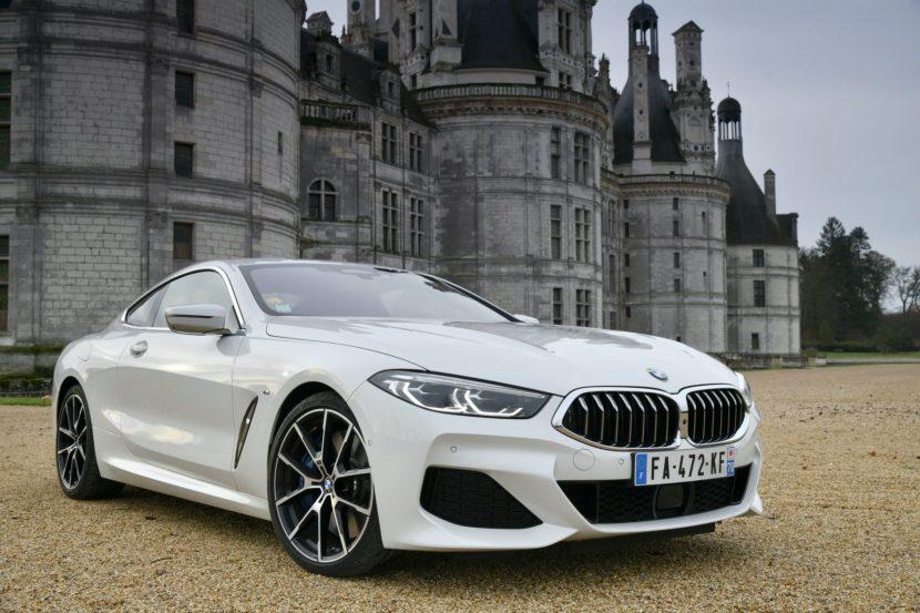 BMW 840d xDrive Mineral White 19 830x553
