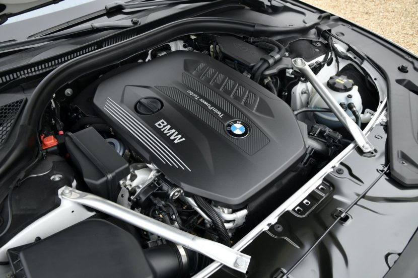 BMW 840d xDrive Mineral White 48 830x553