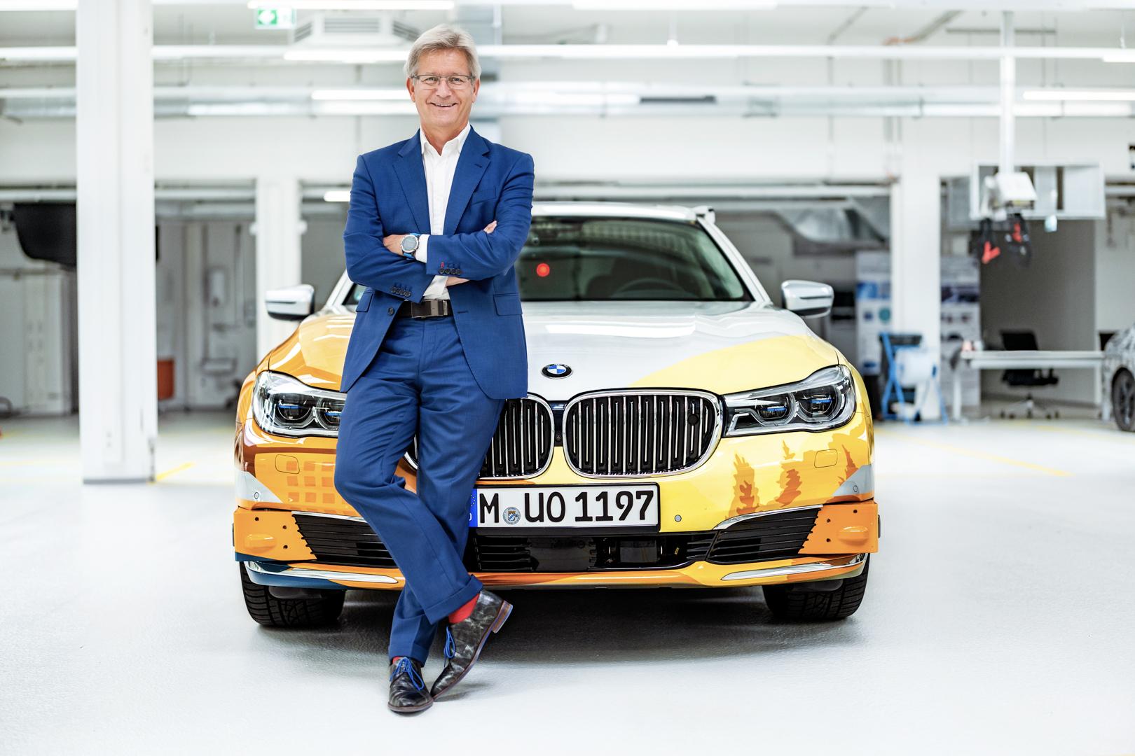 BMW Autonomous Driving Campus 4