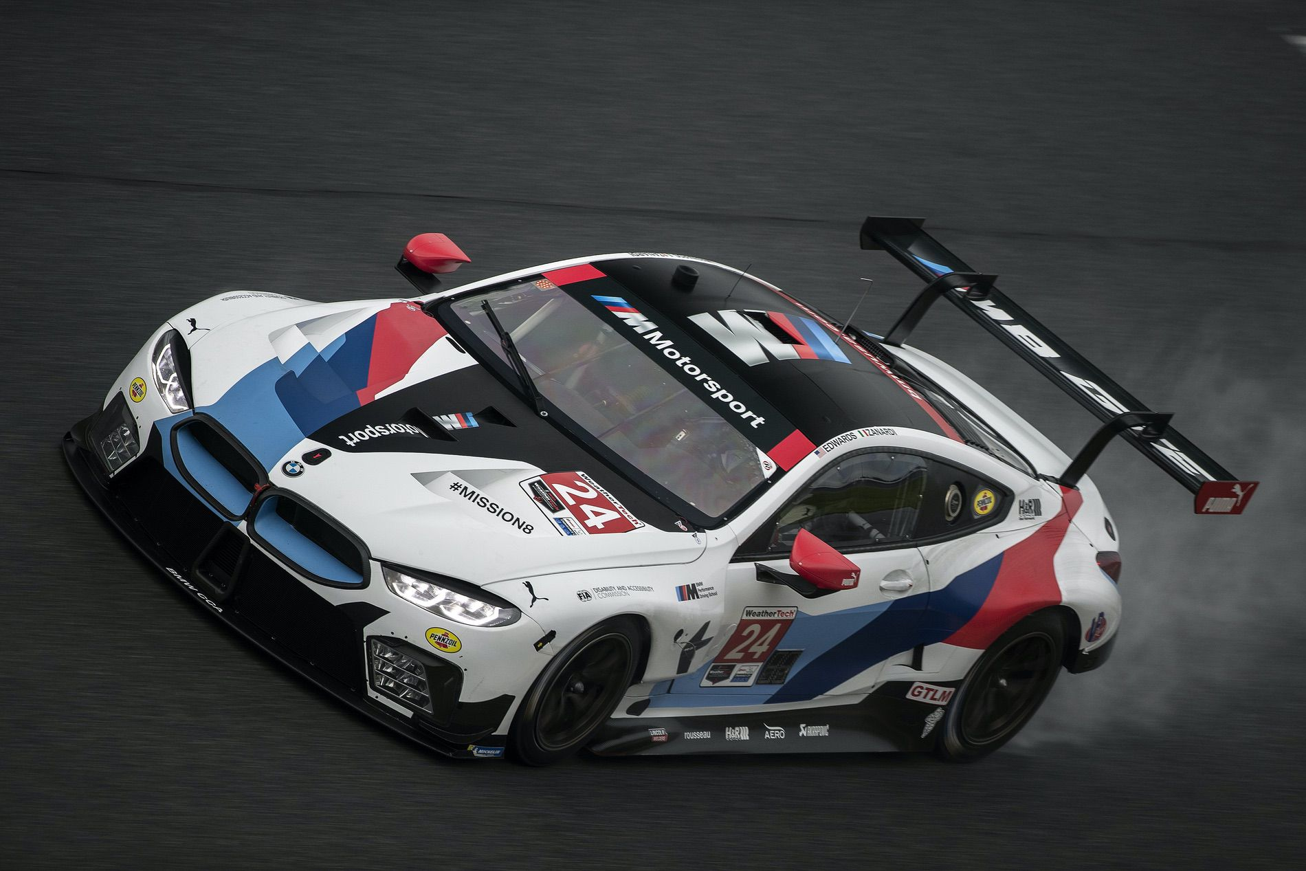 BMW Daytona Zanardi 01