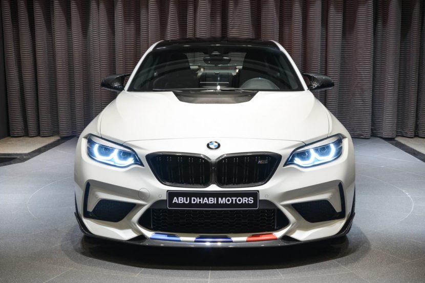 BMW M Performance Tuning M2 Competition F87 Abu Dhabi 02 830x553