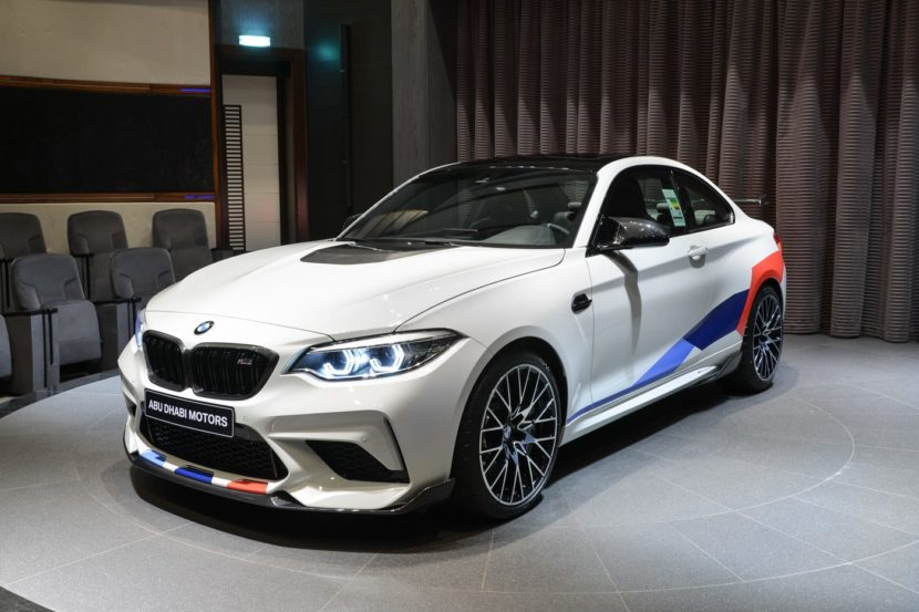 BMW M Performance Tuning M2 Competition F87 Abu Dhabi 03 830x553