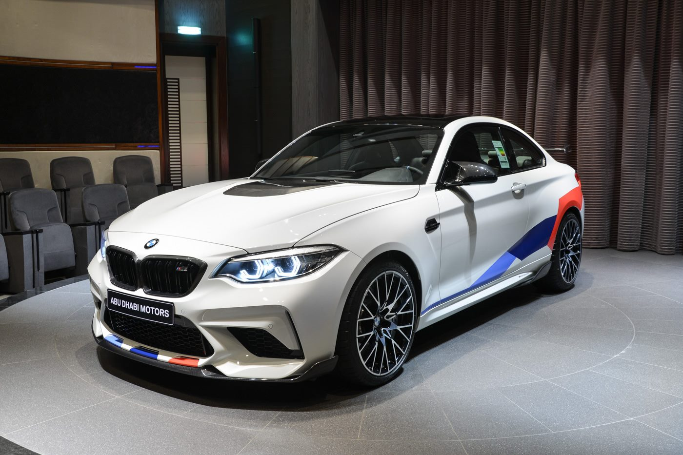 BMW M2 Competition gets decked out with M Performance Parts