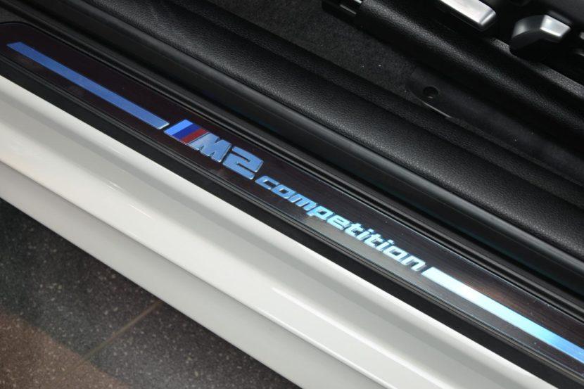 BMW M Performance Tuning M2 Competition F87 Abu Dhabi 19 830x553