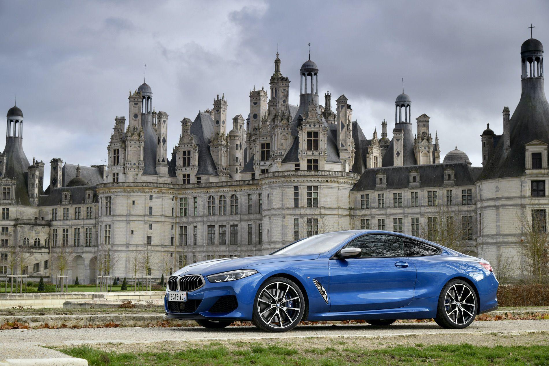BMW M850i Sonic Blue22