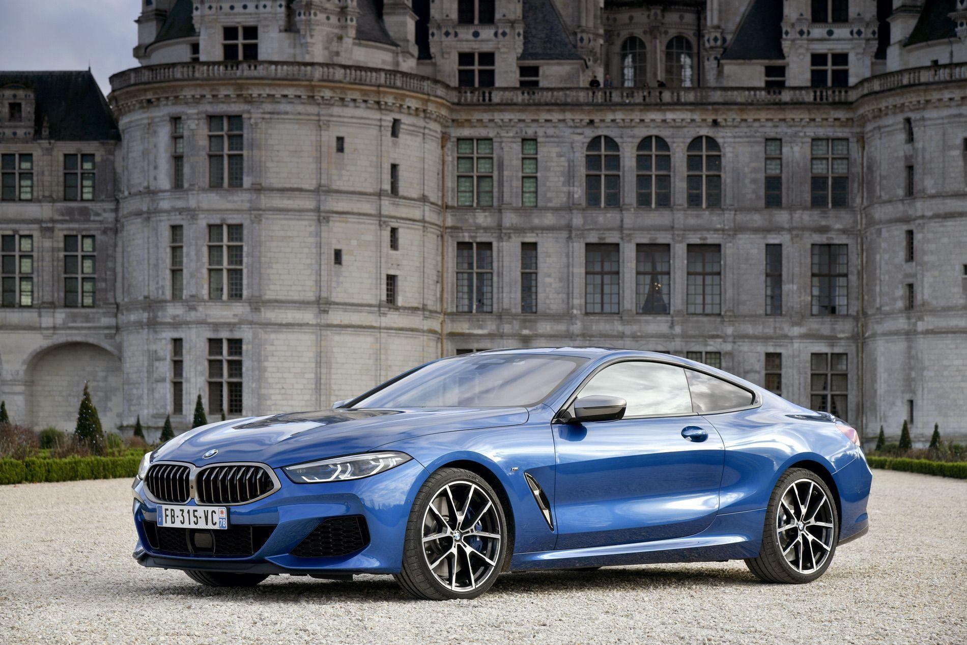 BMW M850i Sonic Blue24