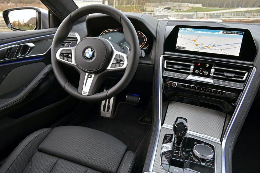 BMW M850i Sonic Blue34 830x553