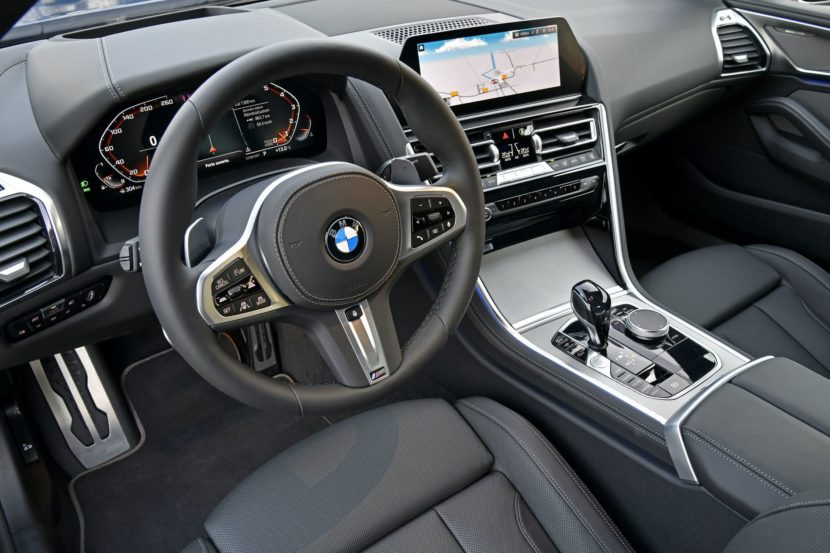 BMW M850i Sonic Blue37 830x553