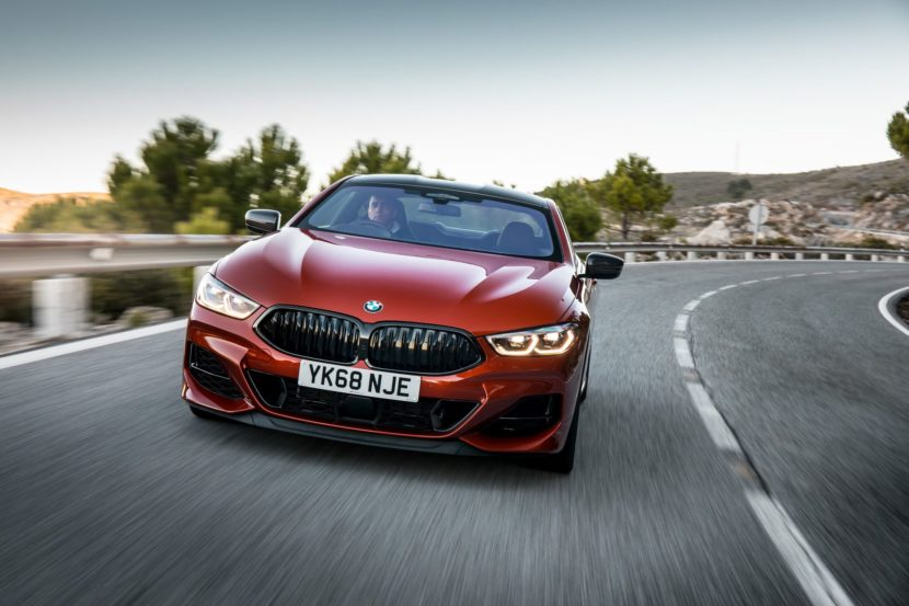 BMW M850i Sunset Orange gallery 15 830x553