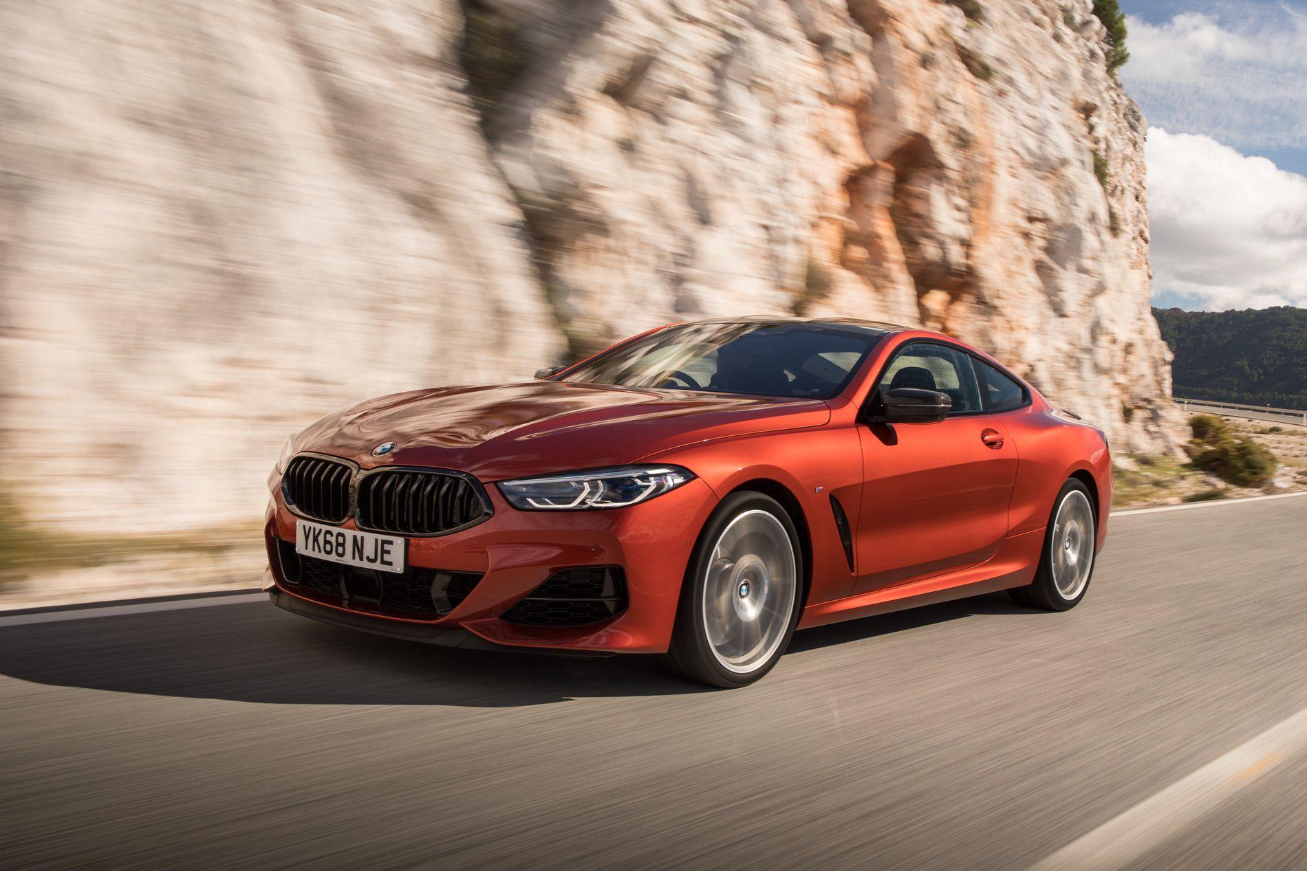 BMW M850i Sunset Orange gallery 21