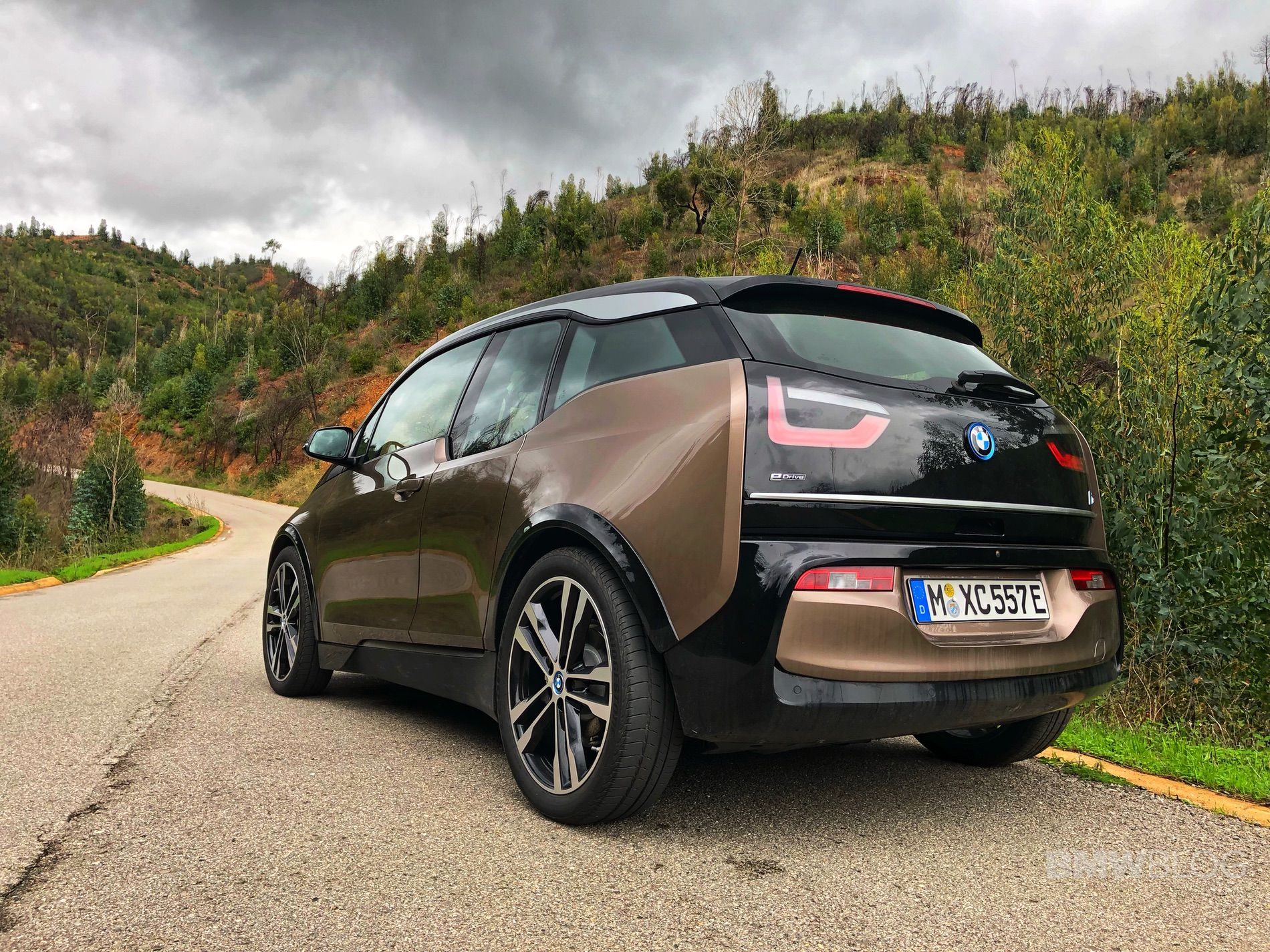 BMW i3 120Ah test 06