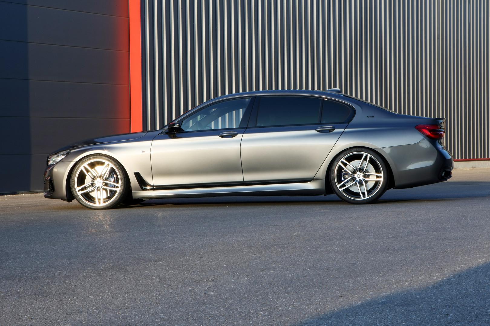 700 hp BMW M760Li by G-Power