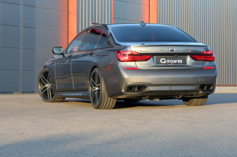 G Power BMW M760Li 3 830x553