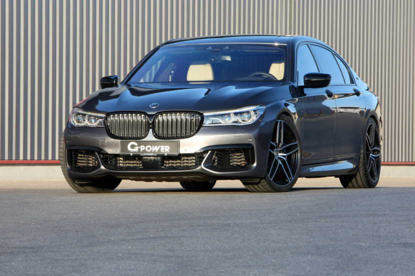 G Power BMW M760Li 8 830x553