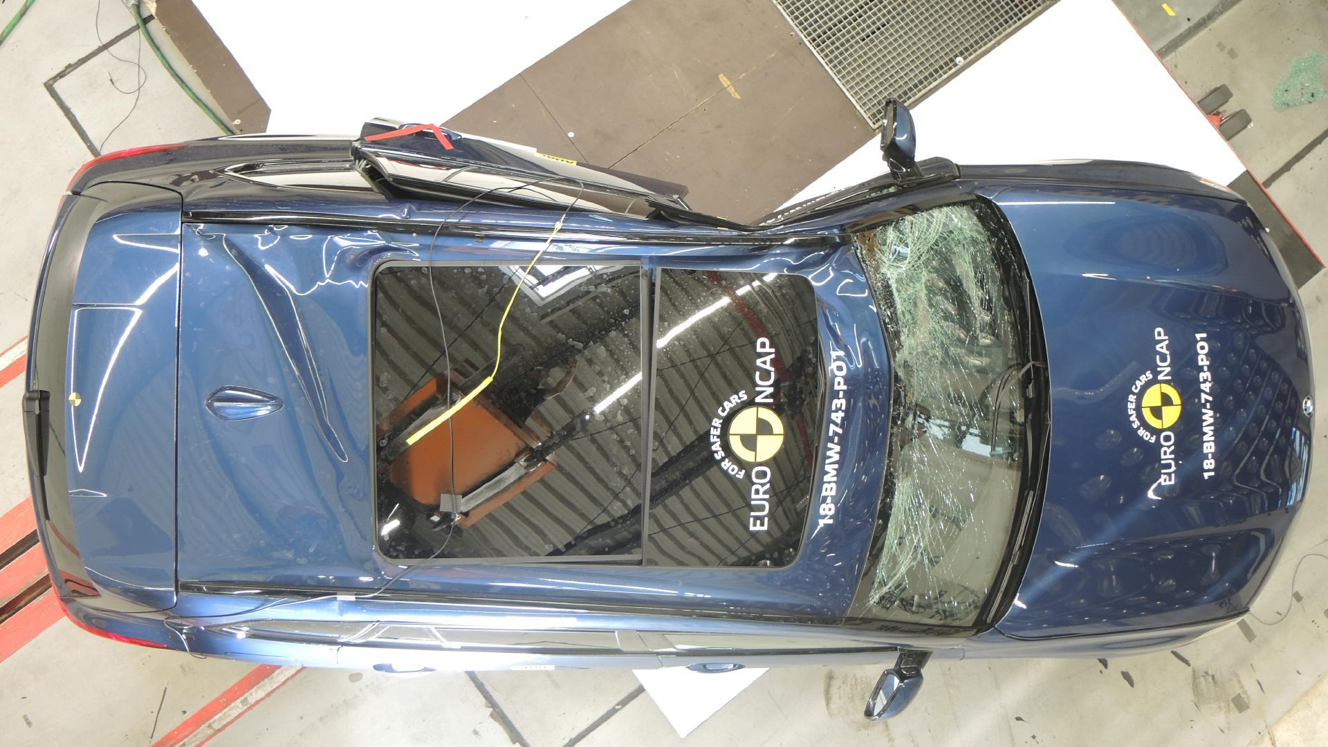 G05 BMW X5 Euro NCAP 1