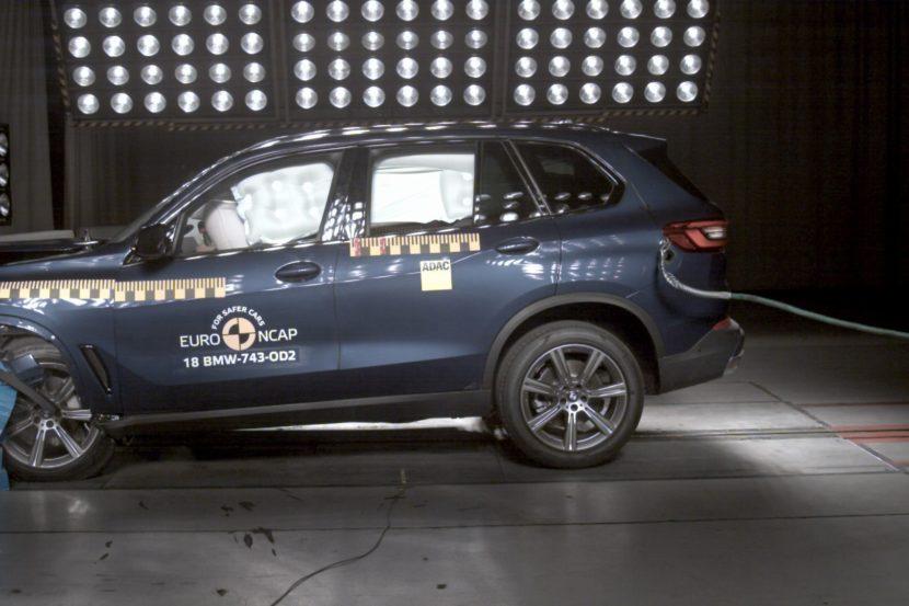 G05 BMW X5 Euro NCAP 3 830x553