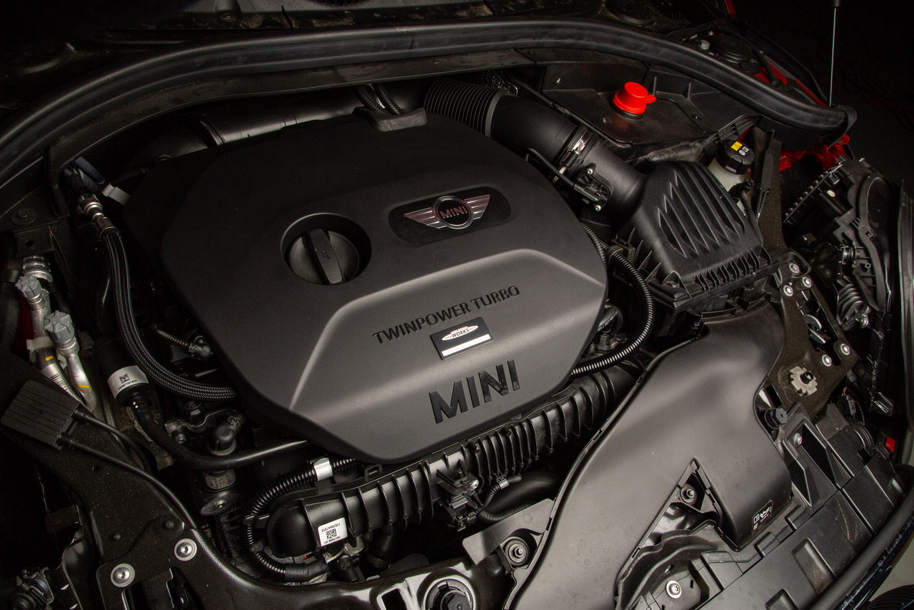 MINI introduces the John Cooper Works Tuning Kit and Exhaust