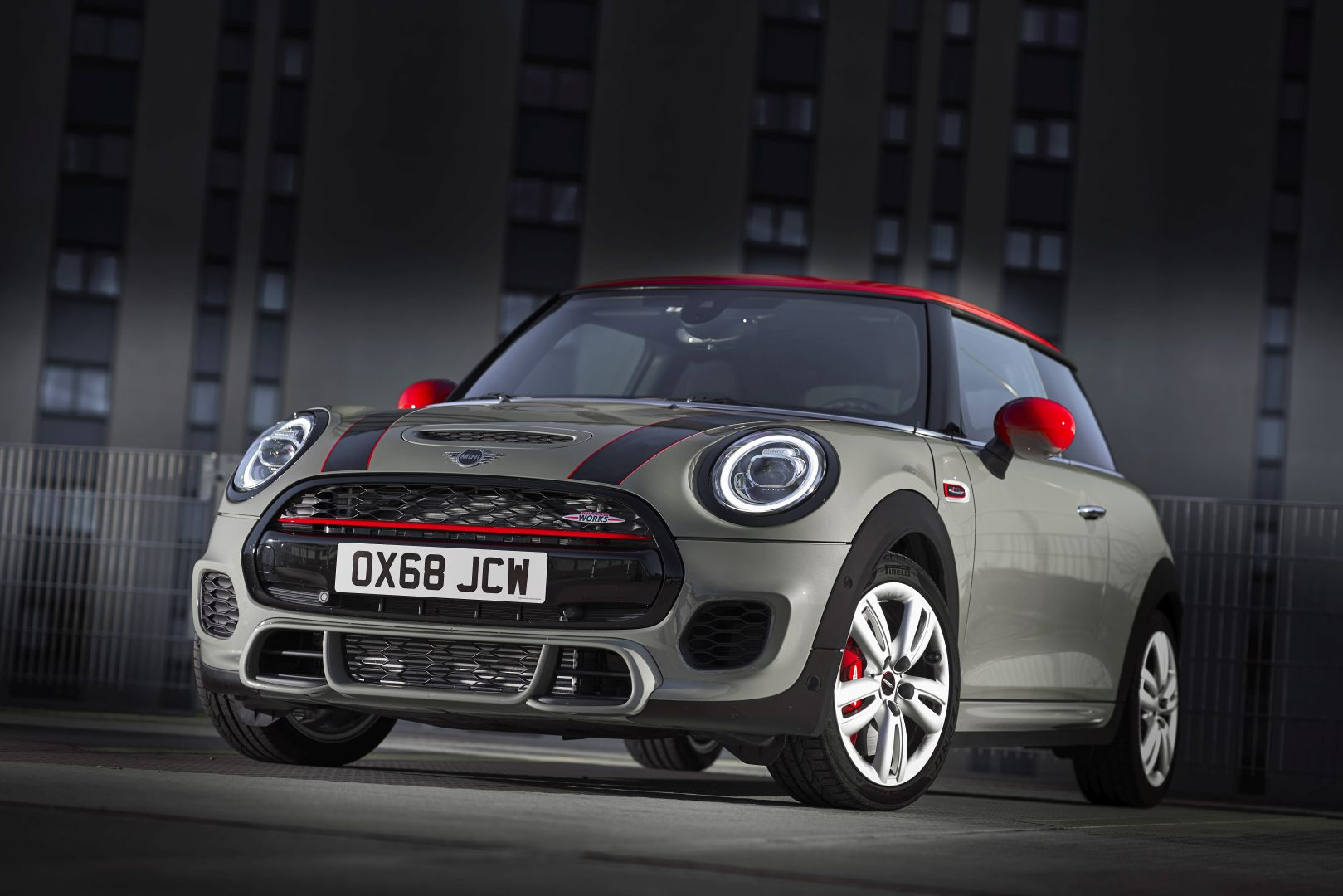 MINI JCW Facelift 2