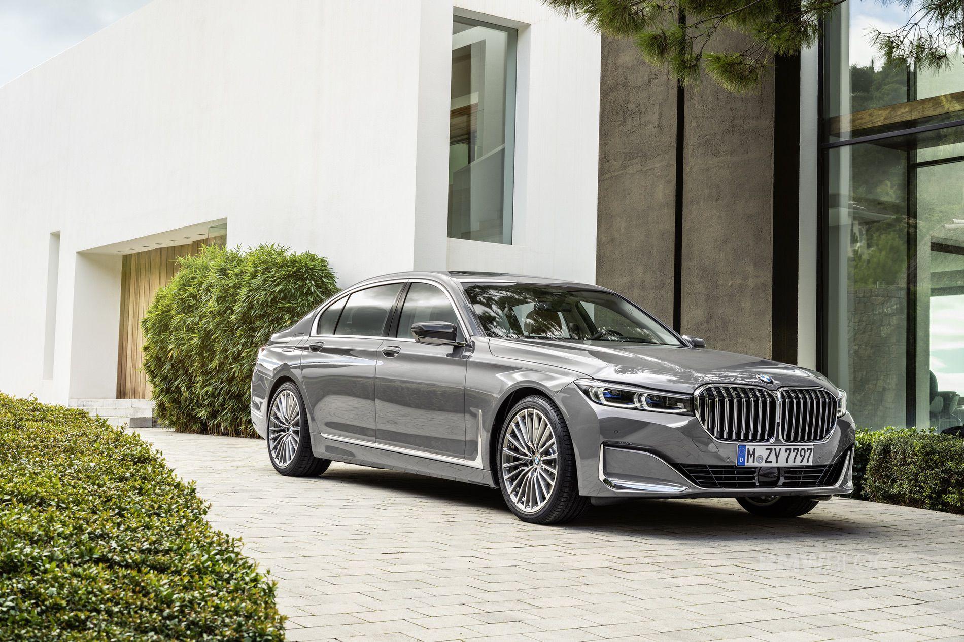 2019 BMW 7 Series Facelift exterior 19