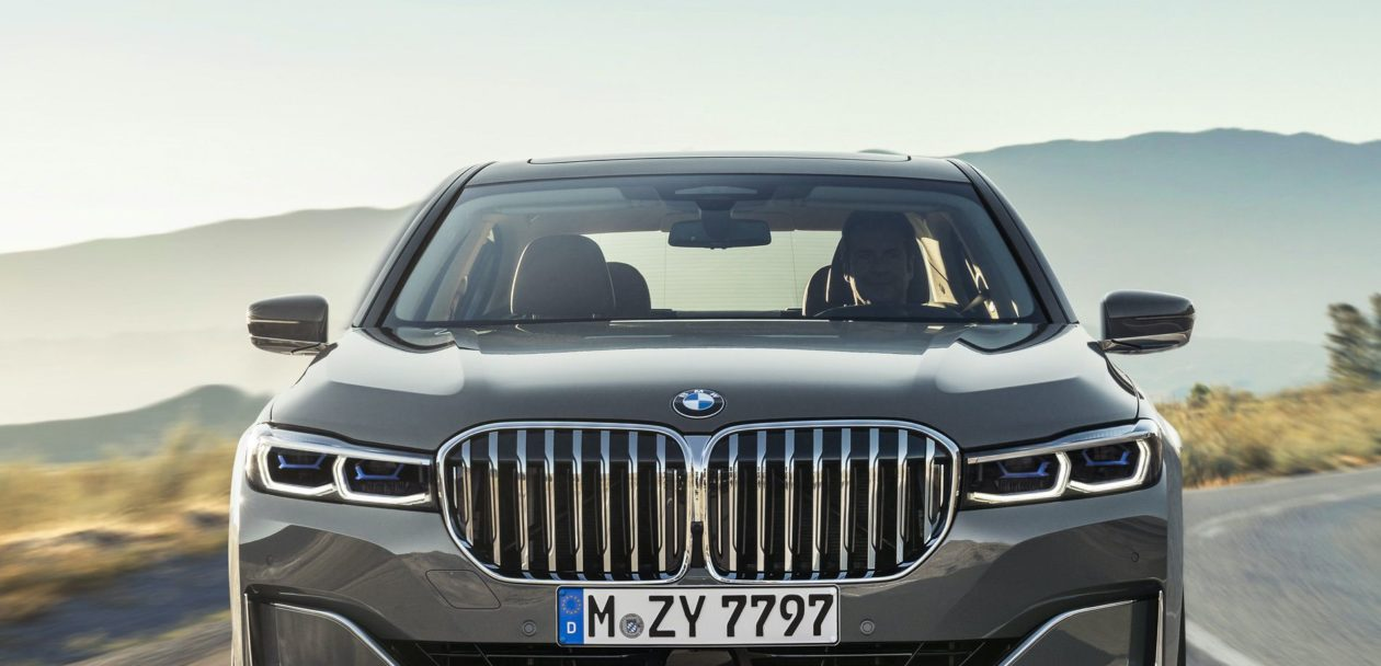 2019 BMW 7 Series Facelift exterior 28 1260x608