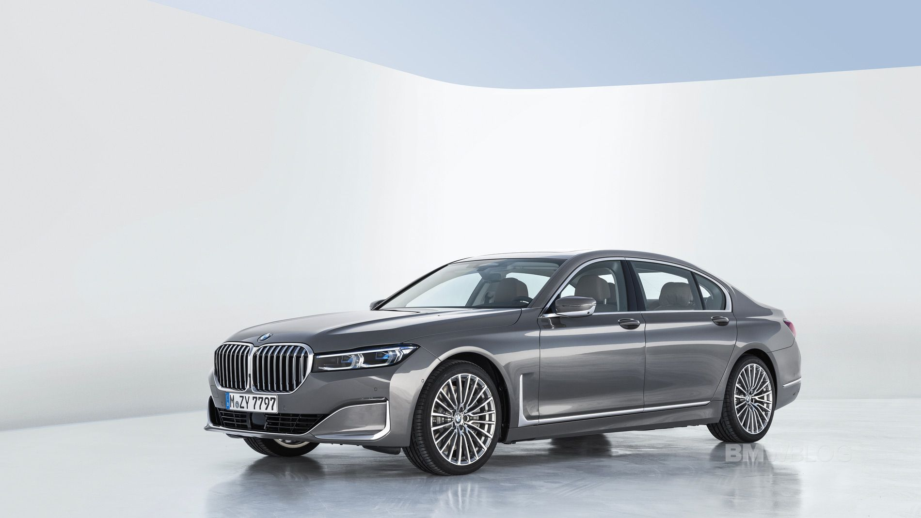 2019 BMW 7 Series Facelift exterior 35