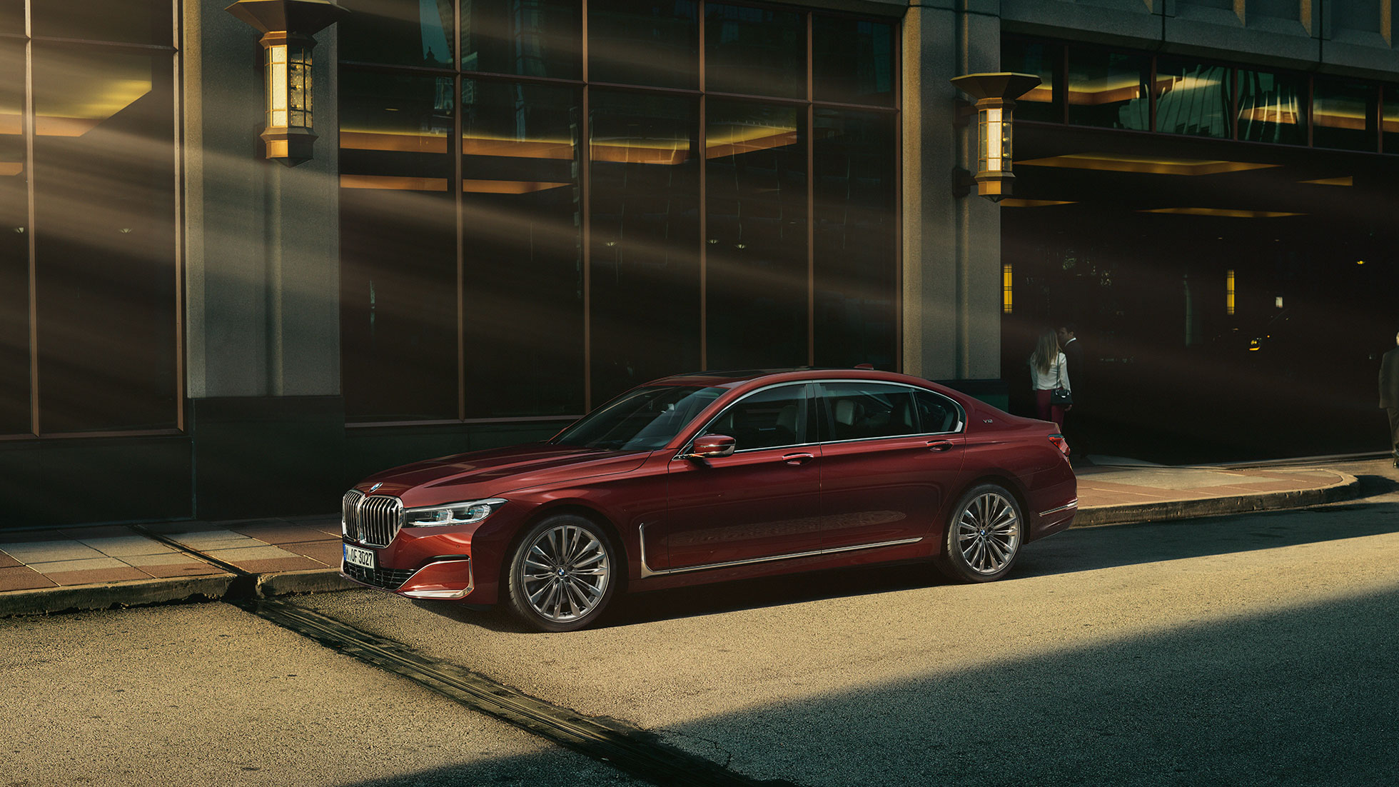 First Look At The Bmw M760li Facelift And 7 Series Individual