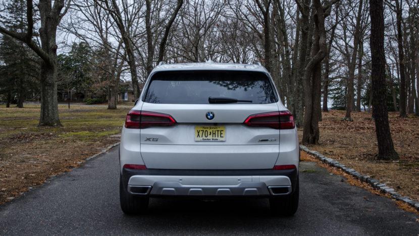 2019 BMW X5 xDrive40i 1 of 46 830x467