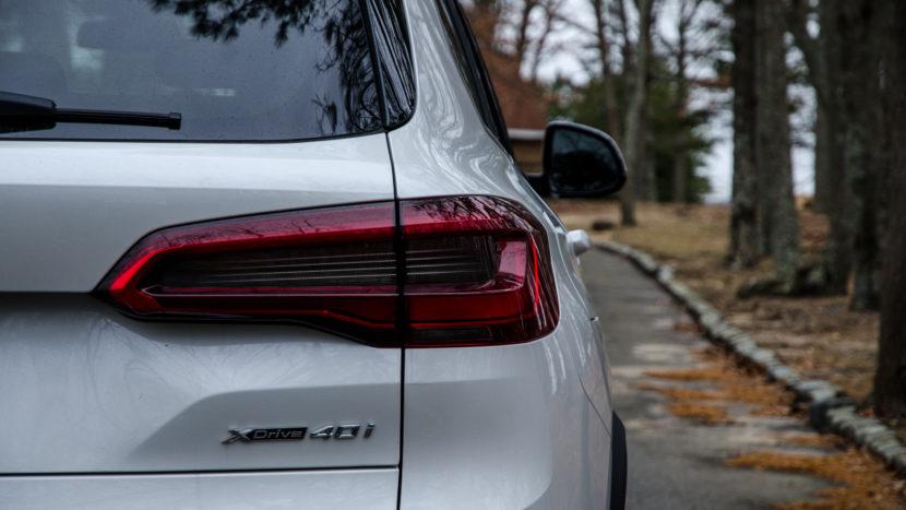 2019 BMW X5 xDrive40i 2 of 46 830x467