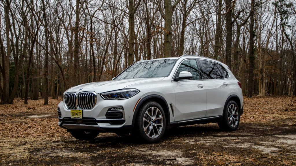 The BMW X5 xDrive40i is seriously quick