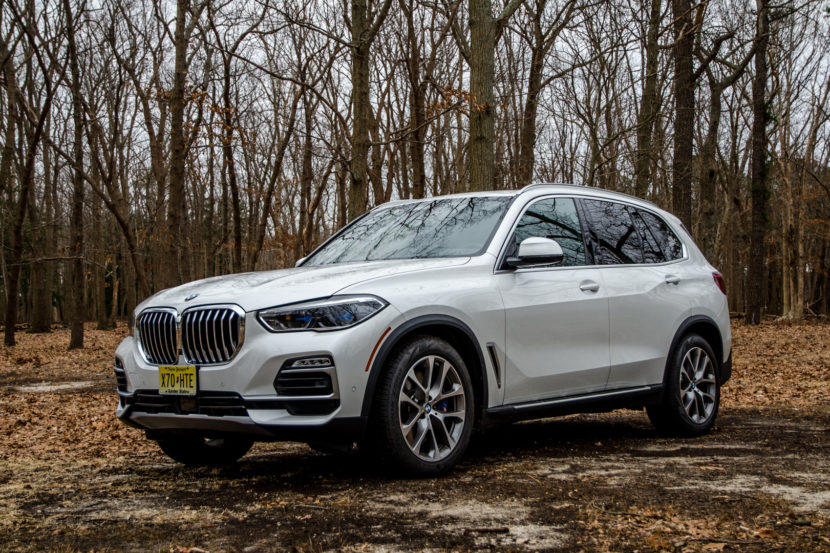 2019 BMW X5 xDrive40i 20 of 46 830x553