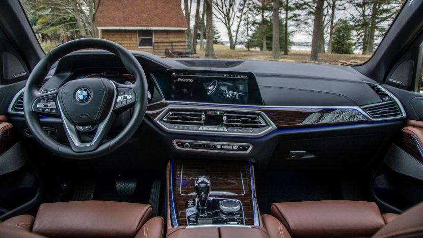 2019 BMW X5 xDrive40i 33 of 46 830x467