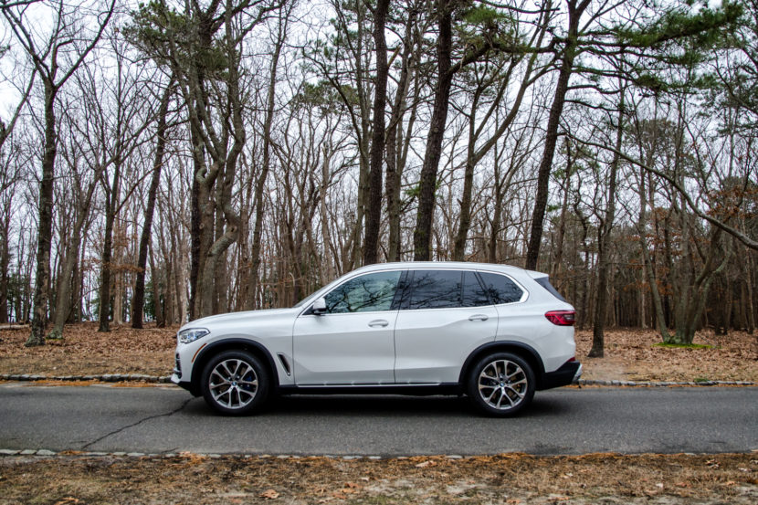 2019 BMW X5 xDrive40i 4 of 46 830x553
