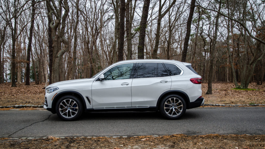 Consumer Reports approves of the BMW X5