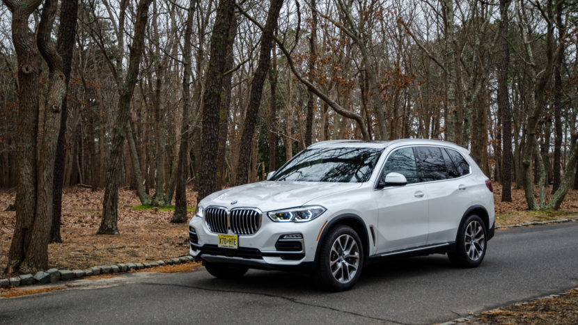 2019 BMW X5 xDrive40i 6 of 46 830x467