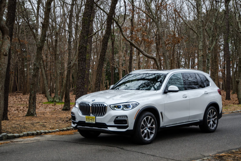 2019 BMW X5 xDrive40i 6 of 46 830x553