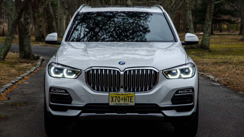 2019 BMW X5 xDrive40i 7 of 46 830x467