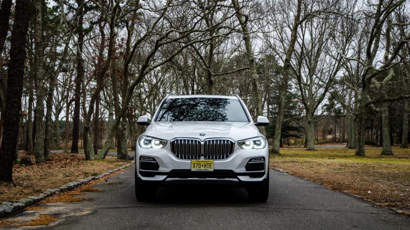 2019 BMW X5 xDrive40i 8 of 46 830x467