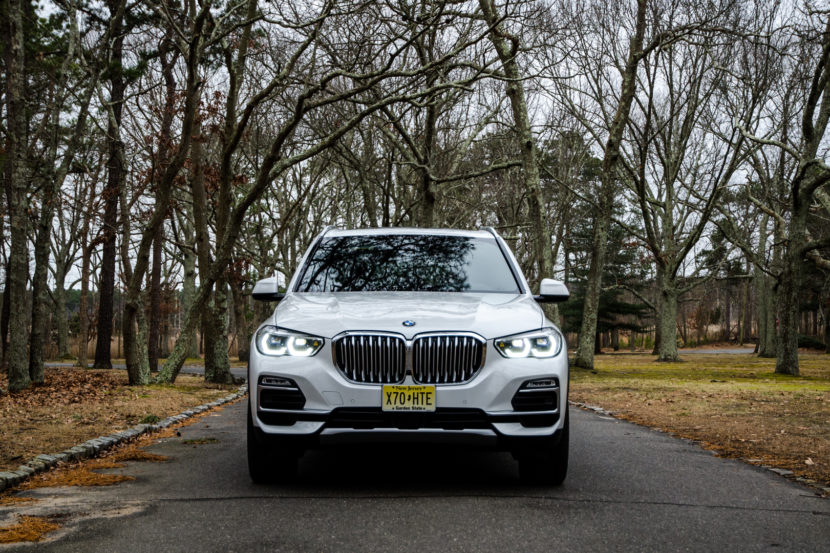 2019 BMW X5 xDrive40i 8 of 46 830x553